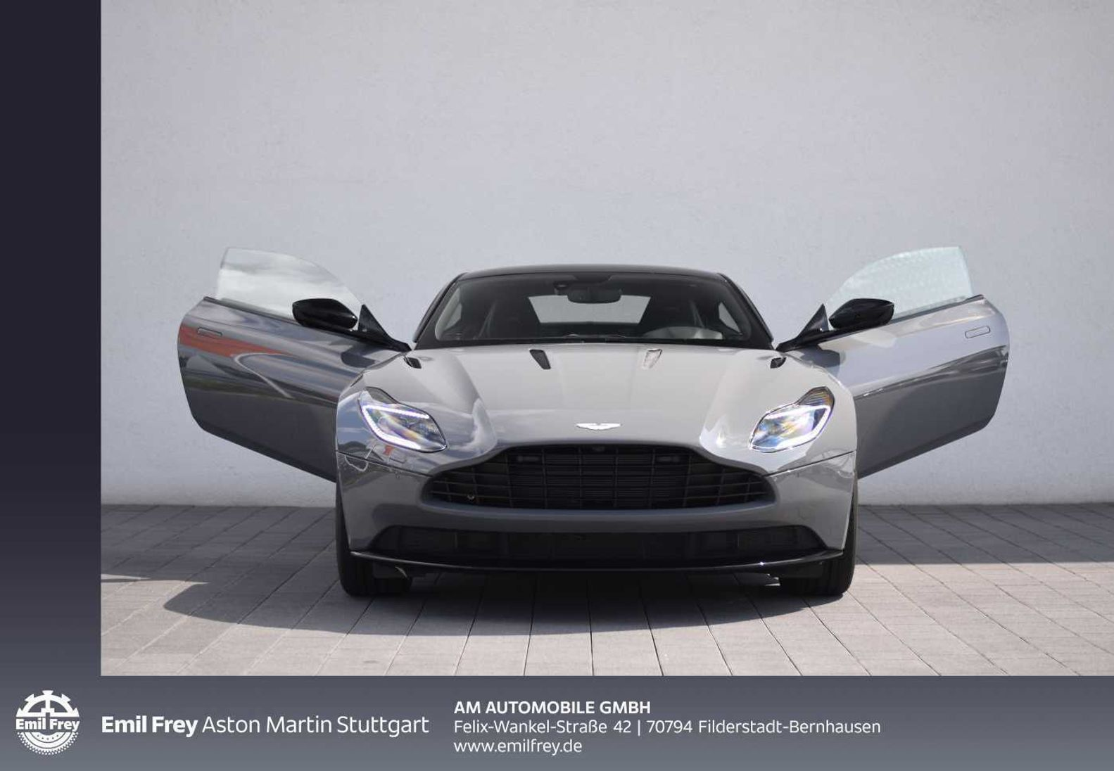 Aston Martin Db11 V12 Amr 470 Kw Carvago Com